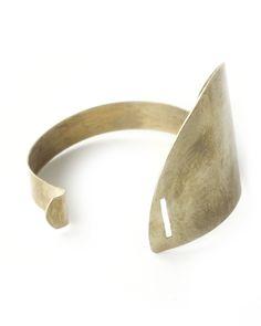 Image of Ellipse Cuff Brass