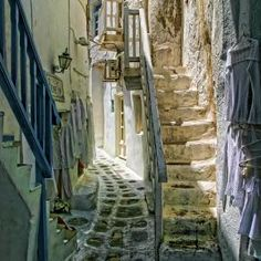 Athens, old city