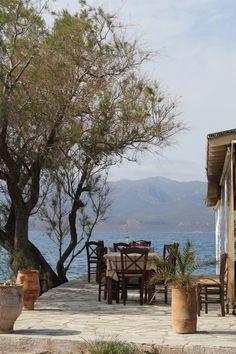 Μονεμβασιά Places In Greece, Pathways, The Rock, Entrance, The Past, Castle, Cottage, Boat, Paintings