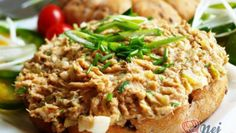 Brambory, které válcují internet – křupavé jednohubky – RECETIMA No Salt Recipes, Cooking Recipes, Fried Rice, Baked Potato, Ham, Risotto, Mashed Potatoes, Food And Drink, Chicken