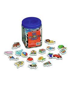 Look at this #zulilyfind! Magnet Objects Set #zulilyfinds