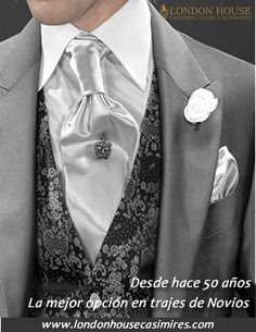 London House Ternos: Trajes de Novio. London House