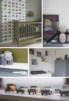 Boysroom via Studio Ditte