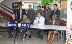 Trafficking victims rescued as Thai government develops efforts