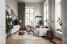 Gravity Home: Scandinavian Apartment