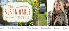 "The Sustainable Couple: The Sustainable Couple ""Events"" - say what?!"