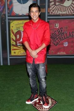 Austin mahone At Premios Juventud 2014