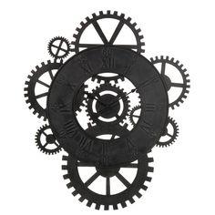 Horloge Rouages