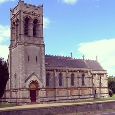 St Mary's Church, Woburn