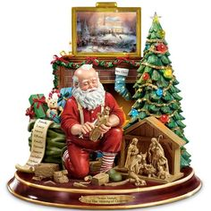 Thomas Kinkade The True Meaning Of Christmas Tabletop Centerpiece by The Bradford Exchange Bradford Exchange http://www.amazon.com/dp/B0042K4CXK/ref=cm_sw_r_pi_dp_e5UOub1RKBQWH