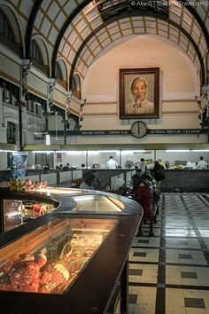 A firm favourite for visitors to Ho Chi Minh City, Saigon Central Post Office is a functioning post office which managed to preserve much of its past grandiose