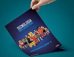 "Check out new work on my @Behance portfolio: ""Tecnologia para salvar vidas."" http://be.net/gallery/46731411/Tecnologia-para-salvar-vidas"
