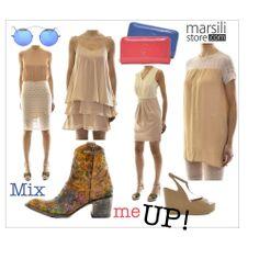 CIPRIA #MOOD... #Mix me up!! Il nude look è una base perfetta da mixare con accessori dai colori brillanti. Scegli il tuo #outfit su #MarsiliStore  Vestiti:  http://bit.ly/1nL2ocD  http://bit.ly/1x17kvV http://bit.ly/1pCKGHO http://bit.ly/1nL2twS  Accessori: http://bit.ly/1jOEDrQ ; http://bit.ly/Tae3nG ; http://bit.ly/1nL2Ask ; http://www.marsilistore.it/scarpe/donna/tex-t50-ricamo-fiori.html  #Stile #MustHave #ModaItaliana #LoVoglio!