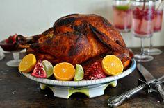 Achiote Roasted Turk