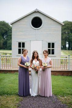 Lavender ladies