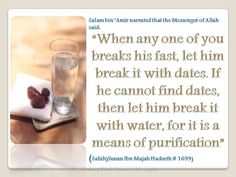 break your fastwith dates