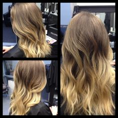 Added By Staiy Tran. #Ombre|Cut|Style  @bloomdotcom