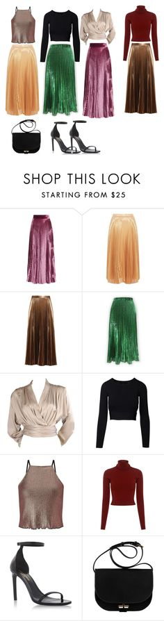"""""""#Fall in love with those btfl skirts!! 🙀"""" by joe-khulan on Polyvore featuring LUISA BECCARIA, Nicole Miller, A.L.C., Yves Saint Laurent and Miss Selfridge"""