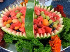arreglos frutales para fiestas infantiles - Buscar con Google