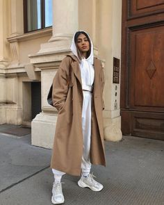 Adrette Outfits, Cute Casual Outfits, Stylish Outfits, Winter Outfits, Winter Fashion Outfits, Look Fashion, Fashion Tips, Look Athleisure, Athleisure Outfits