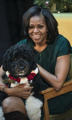Mrs. O and Bo