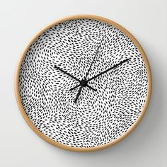 Pollywogs Wall Clock