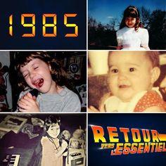 #Doc et #Marty terminent l'émission par un petit #quizz... saurez-vous reconnaitre ces 4 chanteuses nées en 1985 ?? => https://youtu.be/YXIlmXMOkPk #BackToTheFuture #Retourverslefutur #BornIn1985 #NéesEn1985 #RetourVerslESSENTIEL #26octobre1985 #21octobre2015