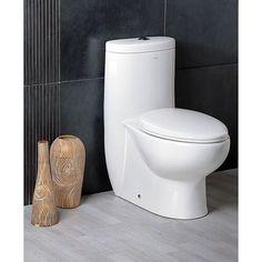 Ariel Platinum 'The Hermes' Dual Flush Toilet - Overstock™ Shopping - Great Deals on Ariel Toilets