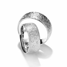 Henrich + Denzel - Circuli Trauringe - 950 Platin - Diamanten +++ Henrich + Denzel - Circuli Wedding Rings - 950 Platinum - Diamonds
