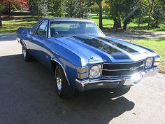 '71 Chevy El Camino
