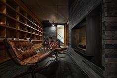 Chair, Furniture, Dark, Home Decor, Decoration Home, Room Decor, Home Furnishings, Stool, Home Interior Design