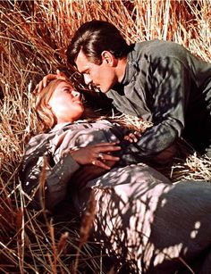 """Yuri & Lara, Doctor Zhivago. """"I hate everything you say, but not enough to kill you for it."""""""