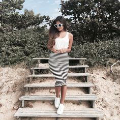 Summer Wear, Summer Outfits, Instagram Cool, Tumblr Girls, Go Shopping, Skirt Fashion, My Outfit, Style Me, Style Inspiration