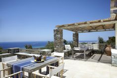 Diles & Rinies in Tinos Island, presents its collection of amazing private Villas with hotel services Villas, Hotel Services, Greece Holiday, Resort Villa, Enjoy The Sunshine, Outdoor Living, Outdoor Decor, Fireplace Surrounds, Architectural Elements