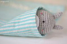 Free Sleeping Totoro amigurumi pattern by amiguruMEI :)
