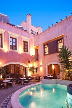 Rimondi Boutique Hotels in Rethymno town