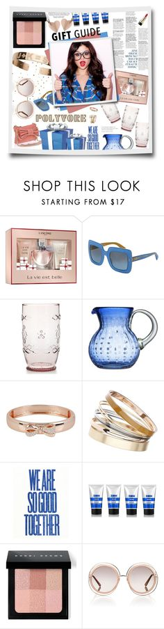 Gift Guide: Your Bestie Bobbi Brown, Betsey Johnson, Besties, Gift Guide, Cosmetics, Shoe Bag, Polyvore, Gifts, Stuff To Buy