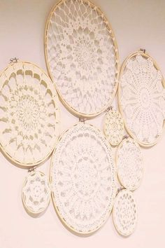 Dollar Tree Crafts, Doilies, In The Heights, March, Photograph, Photography, Fotografie, Mac, Mars