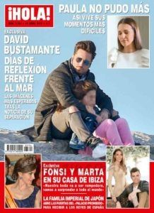 El Kiosko Rosa… 12 de abril de 2017: revista hola