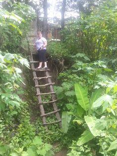 Extreme witnessing in San Marcos Atitlan Guatemala.