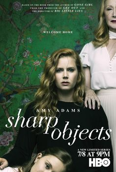 Return to the main poster page for Sharp Objects