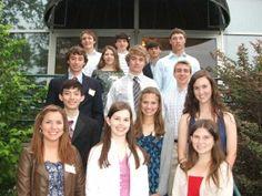 Athens Christian junior honored by Phi Kappa Phi