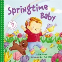 Board book for spring storytime.