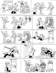 Everything & Nothing: Quino - ¡Yo no fui! Everything And Nothing, Humor, Cards, Humour, Funny Photos, Maps, Funny Humor, Comedy, Playing Cards