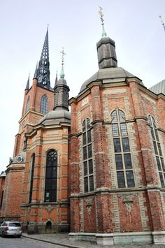 Riddarholmen Church - Stockholm Sweden