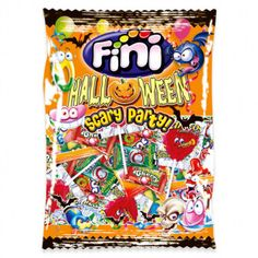 Cute Halloween Food, Bonbon Halloween, Scary Halloween, Fini Candy, Harry Potter Candy, Baby Doll Strollers, Gum Flavors, Sweet Bar, Retro Sweets
