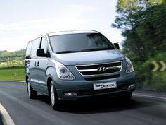 Hyundai Grand Starex (TQ) '2007–14