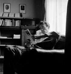 Gregory Peck reading. Does it get any more attractive?