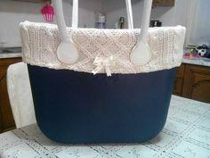 O Bag, Sacs Kipling, Crochet Trim, Homemade, Purses, My Favorite Things, My Style, Crafts, Clock