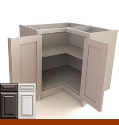 12 inspiring kitchen cabinet blind corner solutions images rh pinterest com